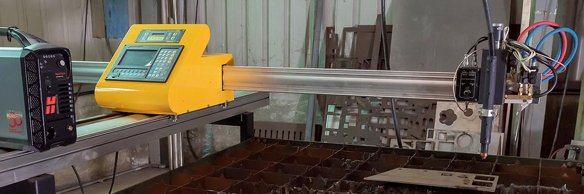 CNC小數控切割機