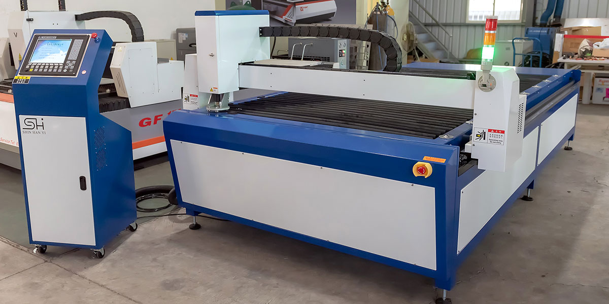 CNC電離子自動切割機