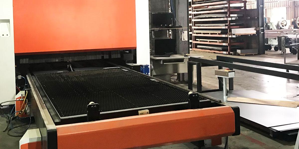 Fiber laser 光纖鐳射切割