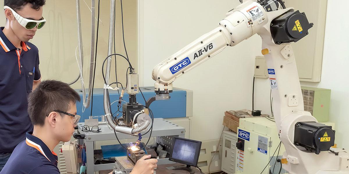 Laser welding 鐳射焊接
